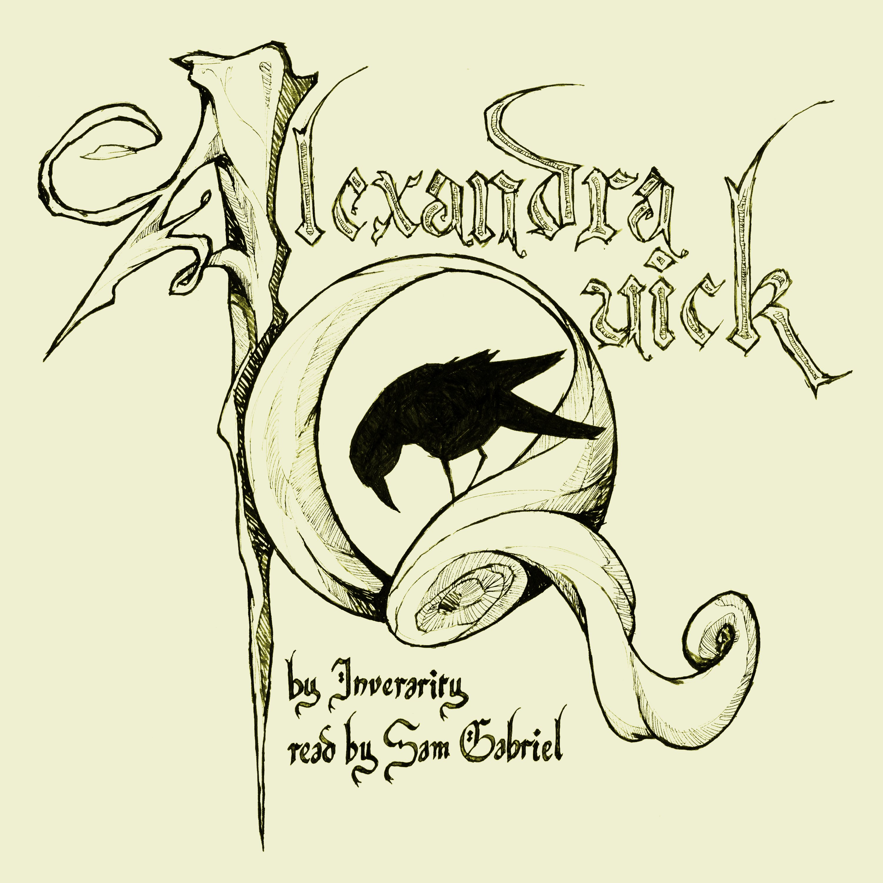 Alexandra Quick and the Audiobook Project