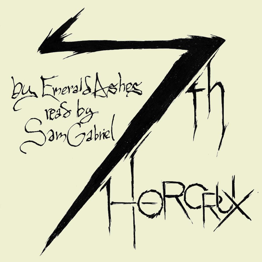 Seventh Horcrux Podfic Cover Art